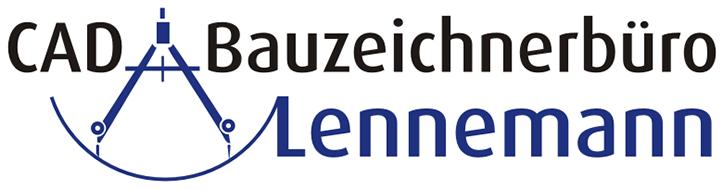 CAD Bauzeichenbüro Lennemann Retina Logo