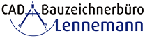 CAD Bauzeichenbüro Lennemann Mobile Logo