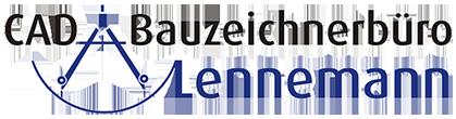 CAD Bauzeichenbüro Lennemann Mobile Retina Logo