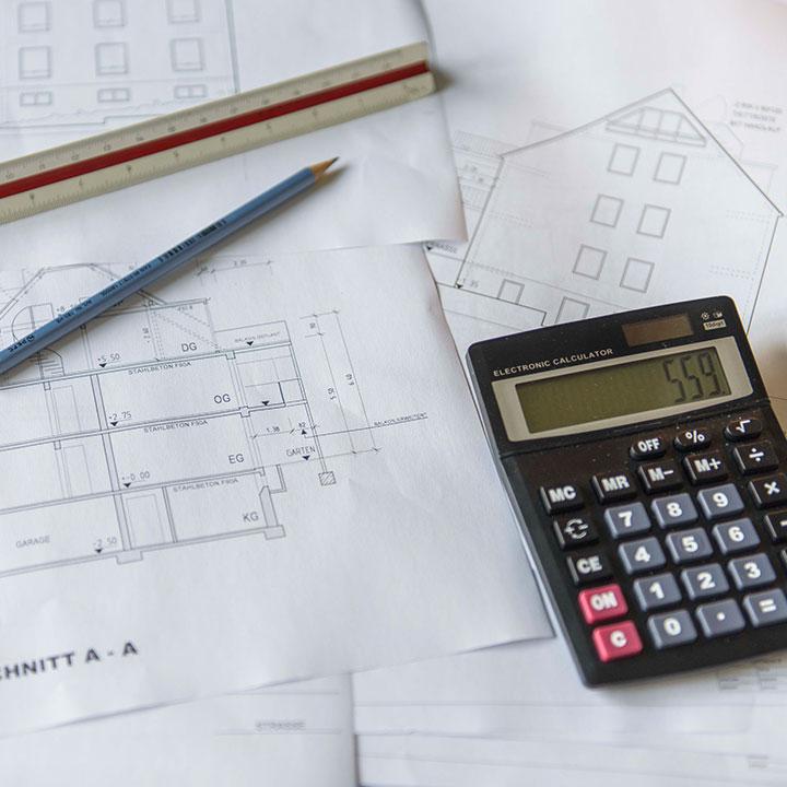 Positionspläne von CAD Bauzeichnerbüro Stephan Lennemann