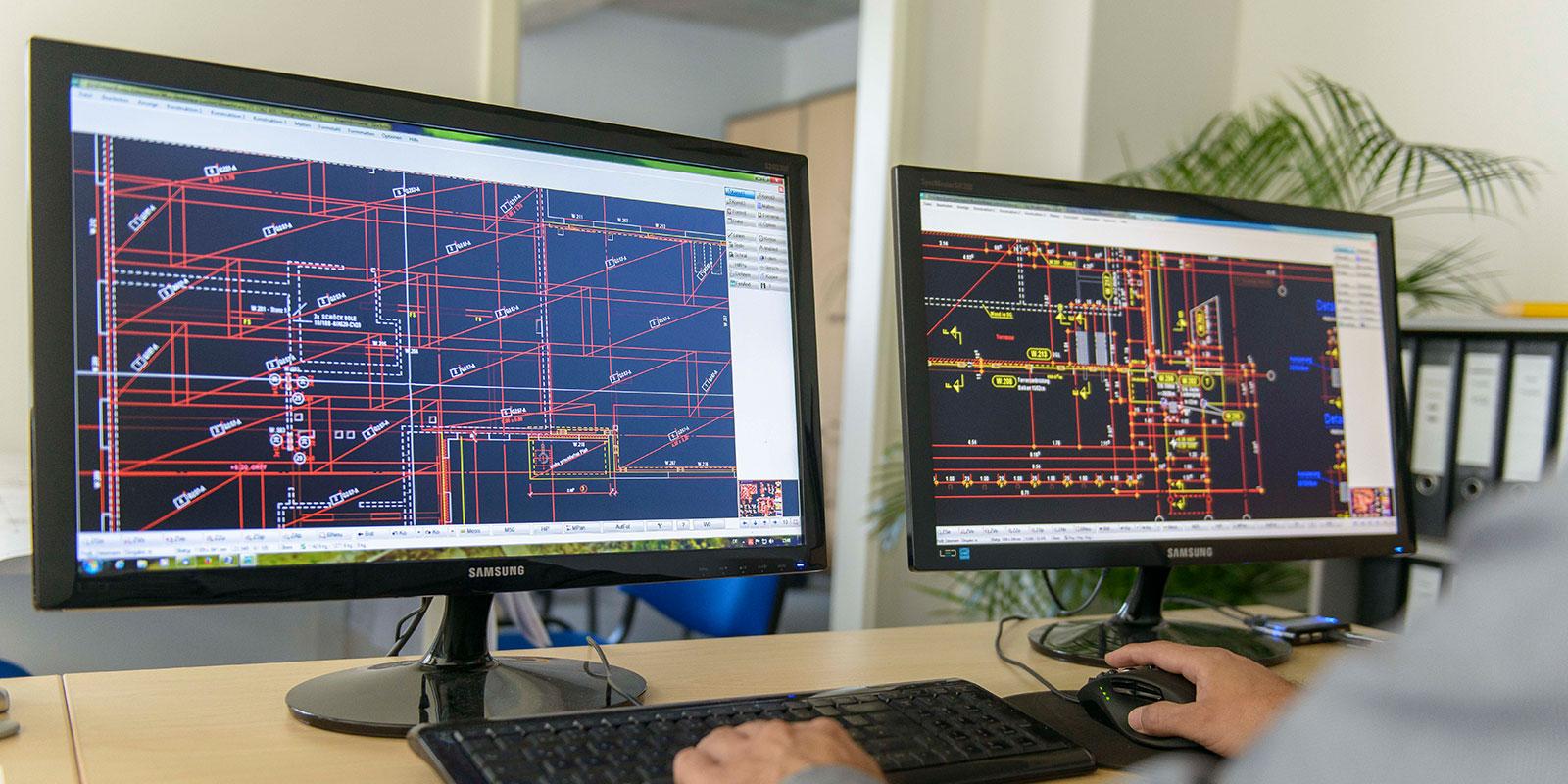 Bestandspläne von CAD Bauzeichnerbüro Stephan Lennemann