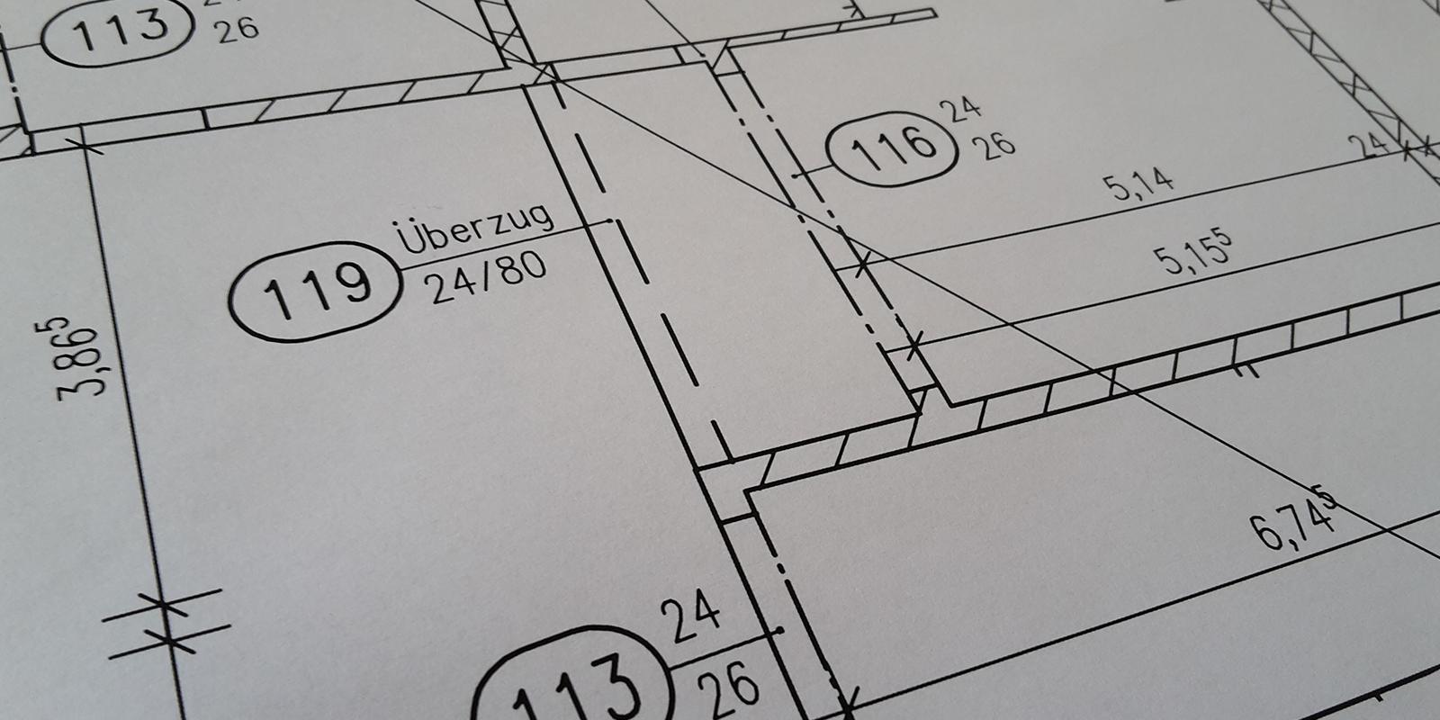 CAD Positionspläne von Stephan Lennemann