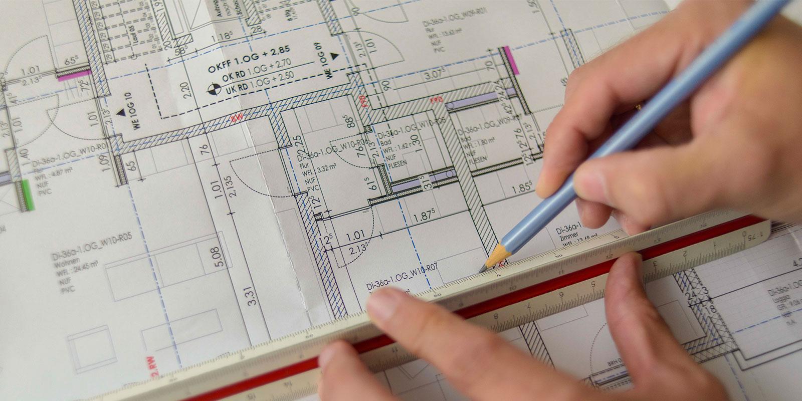 Schalungspläne von CAD Bauzeichnerbüro Stephan Lennemann